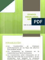 ESTADOS FINANCIEROS BÁSICOS