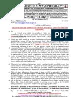 130128-G H Schorel-Hlavka O.W.B. to Premier TED BAILLIEU Re FIRE-WATER-TAXES-etc-AUSTRALIA DAY MANIFESTO-Supplement 1