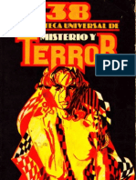 Biblioteca Universal de Misterio Y Terror 38