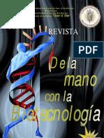 De La Mano Con La Biotecnologia
