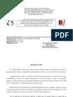 Proyecto III Lapso Basquet 2012