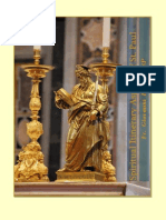 Spiritual Itinerary Aspects of St. Paul by Fr. Giovanni M. Rizzi, CRSP