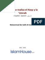 Es Como Se Realiza El Hayy y La Umrah