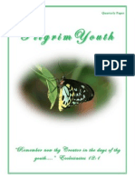 pilgrim youth - issue 26 july 2012