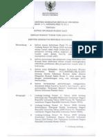 Permenkes No. 1171 Tahun 2011 - Sistem Informasi Rumah Sakit