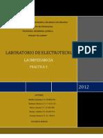 Laboratorio 3 de Electrotecnia