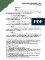 12.03.10 Sem Analista e Tecnico Dos Tribunais Liberdade Sabado D. Administrativo Adilson