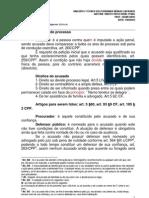 12.03.31 Analista Dos Tribunais Liberdade Sabado Processo Penal Joana Darc