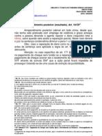 12.04.14 Analista e Tecnico Dos Tribunais Liberdade Sabado Direito Penal Simone