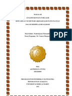 Peraturan tata cara pengelolaan keuangan daerah