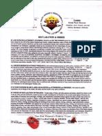 OPPT Declaration and Order