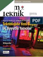 Bilim ve Teknik Dergisi Sayı - 541 (Aralık 2012)