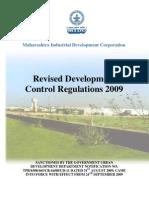 Development Control Rules MIDC