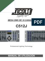 Manual C512J