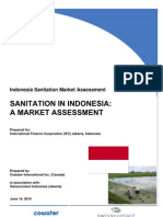 Indonesia Sanitation Market Assessment 2010