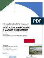Indonesia Sanitation Market Assessment 2010