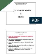 C08 Telecomunicações e redes