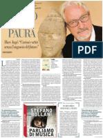 Intervista all'antropologo Marc Augé sulla paura e l'angoscia del futuro - La Repubblica 28.01.2013