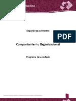 PD Comportamiento Organizacional - Copia