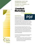 Livestock Marketing