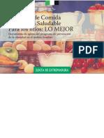 recetario de comida extremeña saludable