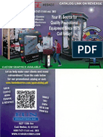 PPAIExpo2013 Fun Industries tradeshow games flyer