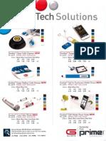 PPAIExpo2013 Primeline gumbit tech items new