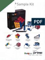 PPAIExpo2013 Primeline rubiks sample kit