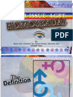 About Homosexual