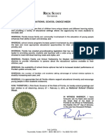 Florida Proclamation 2013