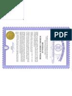 Michigan Proclamation 2013
