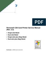 Tech-Service Manual for Sunlight K3 (Fargo Version)
