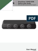 Belkin SOHO KVM Switch_f1ds102j_f1ds104j