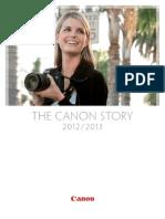 canon success story