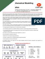 09 Ironmaking MM BF Burden Calculation