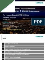 Akıllı Şebekeler & SCADA Uygulamaları