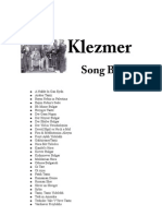 Klezmer-Song-Book