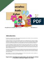 Carnaval Para Colorear