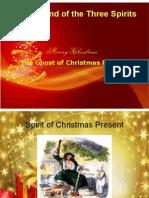 a christmas carol presentation 3