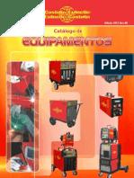 Catálogo - Geral de Equipamentos Eutectic (Eutectic)