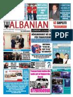 The Albanian Newspaper London 25th of January 2013