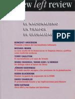 Benedict Anderson Y Otros - El Nacionalismo En Tiempos De Globalizacion