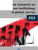 Data and Research on Human Trafficking a Global Survey Iom
