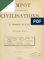 56678220 Fournier de Flaix L Impot Dans Les Diverses Civilisations 1