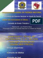 ASSUNTO TRIBUTÁRIO CERTIDOES