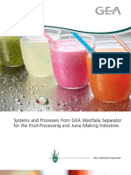 GEA WS Juice-Brochure