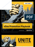 Channel vOne Promotion Playbook