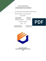 laporan generator set & boiler