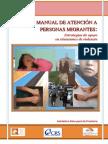 Manual de Atención a Migrantes
