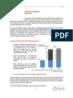 Los pesos y centavos del Pacto por México